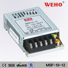china supplier 20W single output ultrathin 12v 2a ac dc power supply module