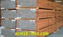 Meranti Rough Sawn Timber - Long Length
