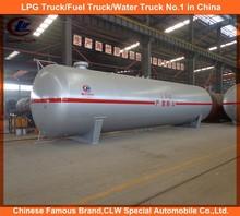 Asme 50000L LPG storage tank, LPG gas tank 50000L LPG tanker above ground