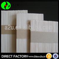 Manufacturer Stamp Printed Bulk Custom Wooden Popsicle Stick