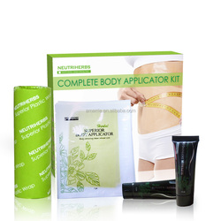 Top Quality Neutriherbs Chinese 100% Powerful Plant Ingredients Firming Body Applicator For Body Use It Works Skinny Wraps