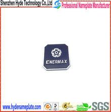 wholesale custom 3d small logo sticker