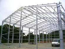 Modular Economical Prefabricated Steel Structure Warehouse