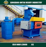 Q32 China leading Tumblast sand blasting machine/blast cleaning machine