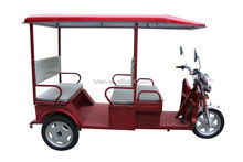 The newest design and high quality electric tricycle for passanger