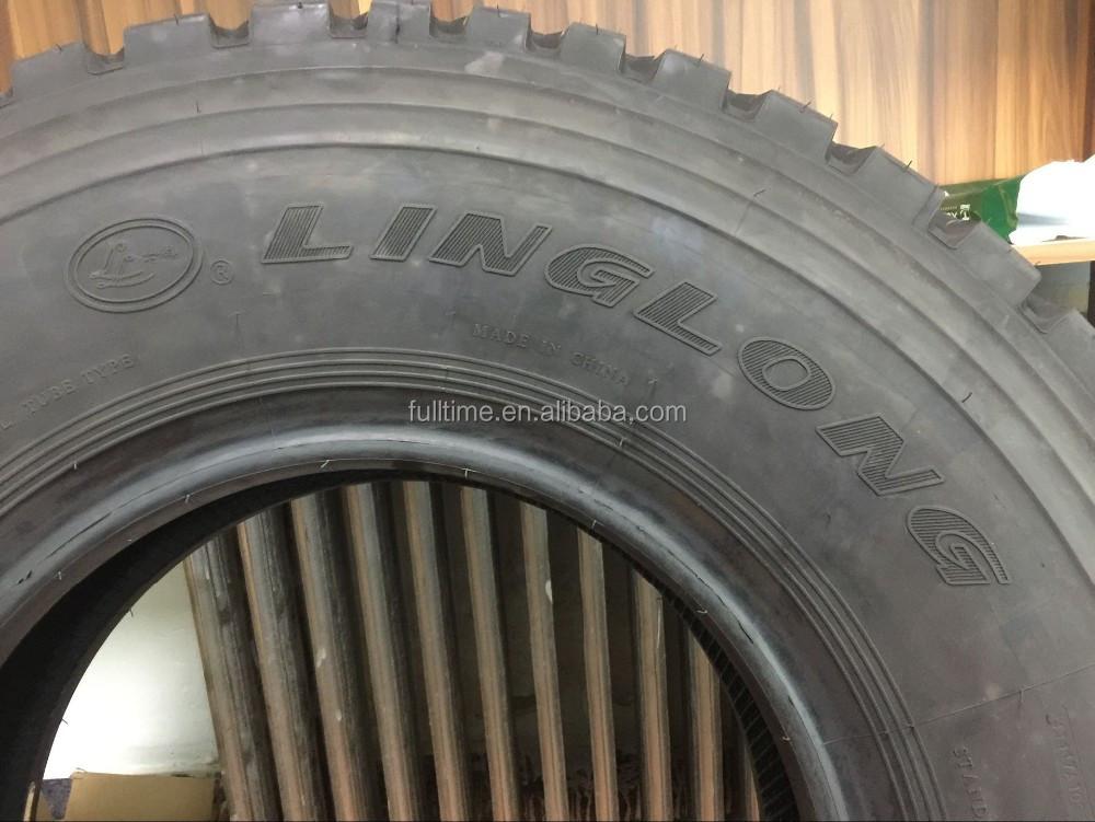 Alta qualidade linglong SUV 255/70R16 pneu de carro Chile mercado