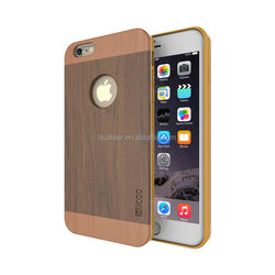 2015 latest wood coving case for iphone 6plus