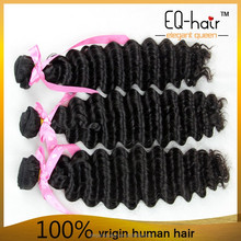 Prompt Delivery 2015 indian hair in china raw deep wave indian hair