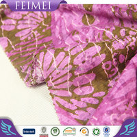Hot selling Useful Wrinkle proof fabric patterns names