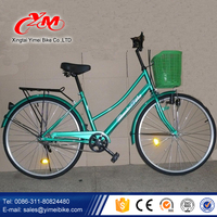 Hot sell fashion style 26/28 inch city bike / street bike city bicycle /Aluminiun city bike