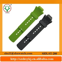 Popular design different colors wide watch strap