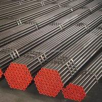 Factory ASTM A106 black steel seamless pipes sch40 sch80 astm a106