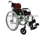 dobrar cadeira de rodas manual