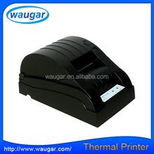 Cheap mini 58mm 12v thermal printer