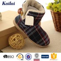sheep wool women fashion nice christmas boots
