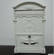new design export to Middle east mailbox letterbox hang on the wall
