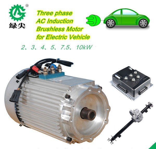 3kw 48v Ac Engines For Electric Cars Electric Buses