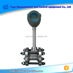 vortex flow meter petrol flow meter measurement
