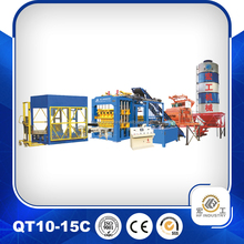 Best sales!Qingdao HF QT10-15C type concrete block machine in Africa best quality