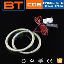 Universal High Bright 60mm-158mm Led Halo Ring Car Cob Angel Eye Lights