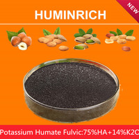 Huminrich Supreme Weathered Type Of Soft Coal Potassium Humate Great For Horticulture