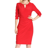 New Designers Western Women Dress Blouses Business Lady Dresses