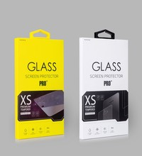 Factory supply High Clear anti-explosive shatterproof anti-bubble smart phone lcd tempered glass screen protector for lg g2