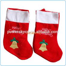 bebé de algodón calcetines de navidad feliz