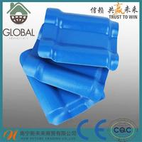 Professional factory wholesale synthetic resin spanish roof tile