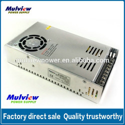 High Reliability 350.4W 7.3A 48V DC Switching Power Supply