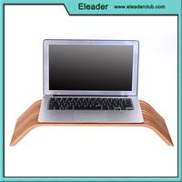 Original Samdi Fashion Desktop Computer Monitor Heighten Wooden Stand Dock Holder Display Bracket Monitor Stand for iMac
