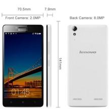 "100% Original Lenovo Lemon K3 Smart Phone 4G FDD LTE Qualcomm 5.0"" IPS Screen 16GB Android 4.4 Camera 8.0MP"