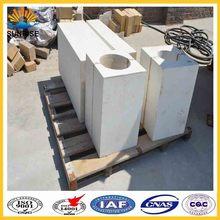 Verre brique dimensions Mullite brique réfractaire