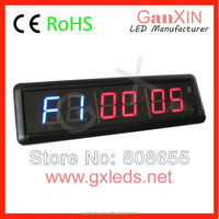 Alibaba hot sale electronics led digital programmable crossfit timer integrated circuit