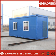 waterproof competitive container house