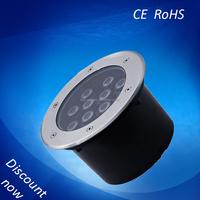 AC 110V-240V LED Underground Light Outdoor waterproof underground lighting 2 years warranty underground led light