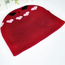 men knitted winter hat/cheap custom winter knitted hats