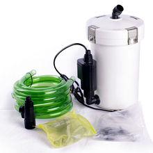 SUNSUN aquarium water filter with pump for fish bowls