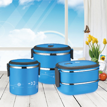 Stainless Steel Insulated Vacuum Lunch Box
