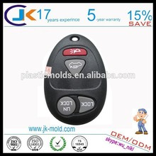Come On! ISO9001/TS16949 RoHS Approved Charmilles OEM ODM Plastic Automobile Key Shell Two Shot Mold Manufacturer
