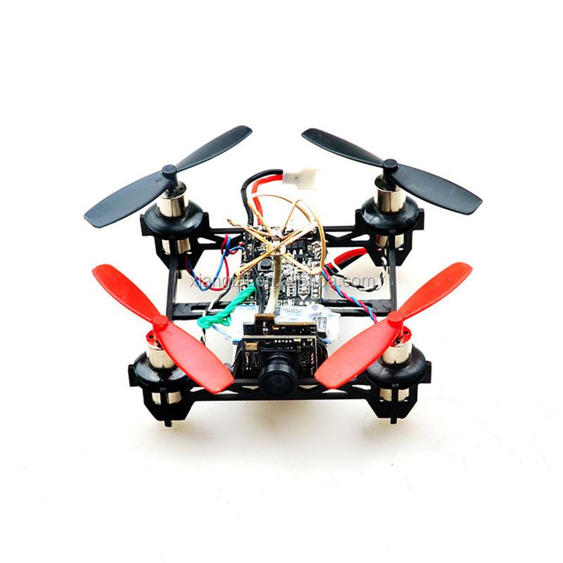 Xiangtat Tiny QX80 80mm Micro FPV Racing Quadcopter ARF Based On F3 EVO Brushed Flight Controller