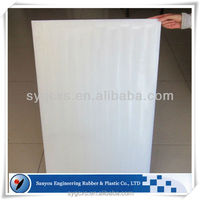 high performance uhmwpe plastic plate/ultra high molecular weight polyethylene panel/low price recycled uhmw pe sheet