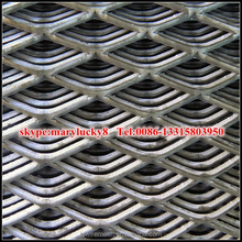 specifications of expanded metal mesh