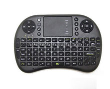 Hotsale mini keyboard 2.4g i8 wireless air mouse remote control with wholesale price