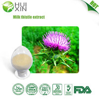 best sale milk thistle extract, 80% Silymarin,30% Silibinin flavolignans (silymarin), tyramine, histamine