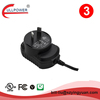 6W CB RCM certification wall-mounted adapter 5V 1000mA AC DC power adaptor