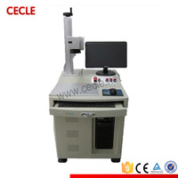 strong enough factory supply easy operation optical fiber laser marking machine price