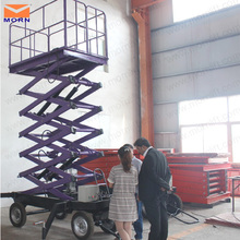 12m mobile hydraulic lift table kits