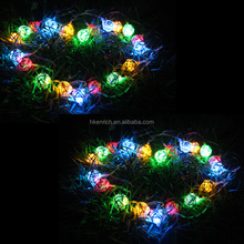 Flashing LED Ball String Light for Event Decoration