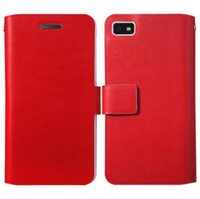 Weave Texture Flip Genuine Leather Cover for BlackBerry Z10 Cases for Girls